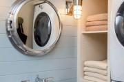 Фото 5 Шкафы для ванной комнаты (50 фото): как объединить практичность и эстетику