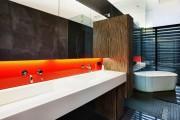 Фото 4 Шкафы для ванной комнаты (50 фото): как объединить практичность и эстетику