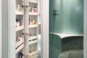 Фото 10 Шкафы для ванной комнаты (50 фото): как объединить практичность и эстетику