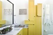 Фото 11 Шкафы для ванной комнаты (50 фото): как объединить практичность и эстетику