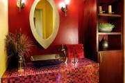 Фото 17 Шкафы для ванной комнаты (50 фото): как объединить практичность и эстетику