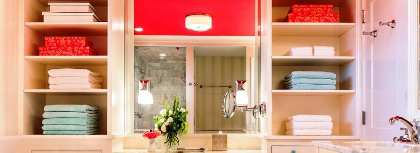 Шкафы для ванной комнаты (50 фото): как объединить практичность и эстетику