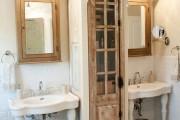 Фото 21 Шкафы для ванной комнаты (50 фото): как объединить практичность и эстетику