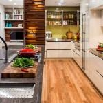 Столешница для кухни (50 фото): выбираем практичное рабочее пространство фото