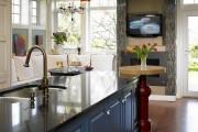 Фото 8 Столешница для кухни (50 фото): выбираем практичное рабочее пространство