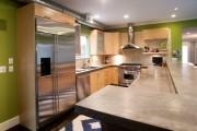 Фото 14 Столешница для кухни (50 фото): выбираем практичное рабочее пространство