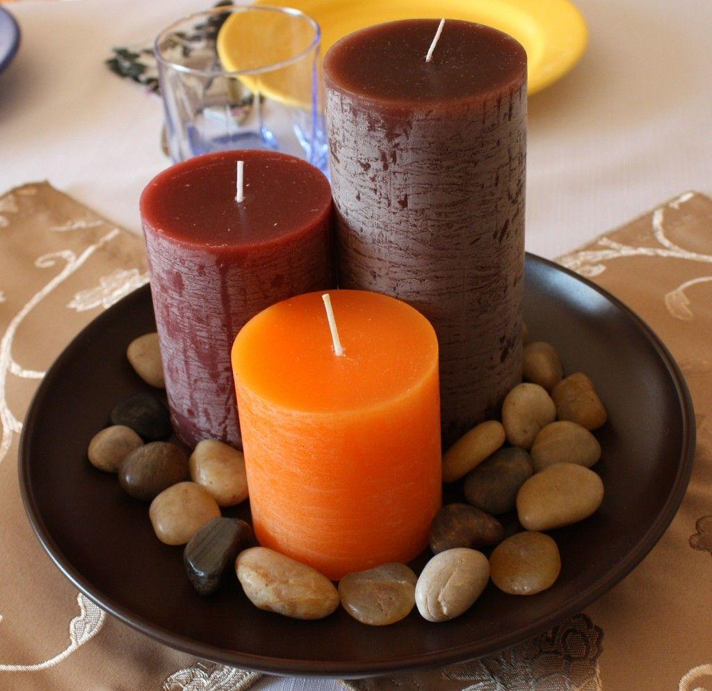 Как делать ароматические свечи своими руками