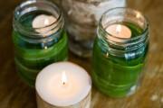 Фото 15 Свечи своими руками в домашних условиях: 95+ простых рецептов и пошаговые мастер-классы