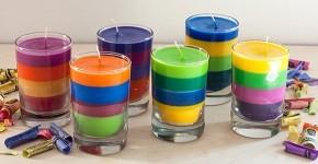 Свечи своими руками в домашних условиях (56 фото) фото