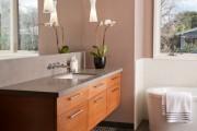 Фото 6 Тумба под раковину в ванную: сравнение материалов, конструкций и 65+ элегантных моделей в интерьере