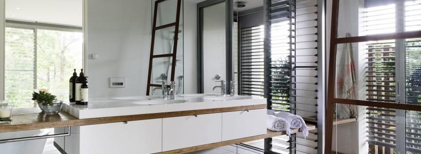 Тумба под раковину в ванную (45 фото): популярные варианты