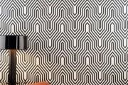 Фото 1 Трафареты для стен своими руками (50 фото): тонкости и секреты техники