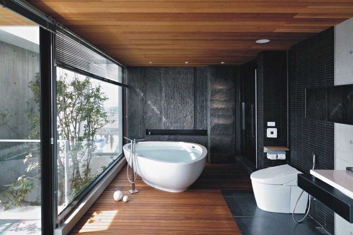 Унитаз-биде в современной ванной