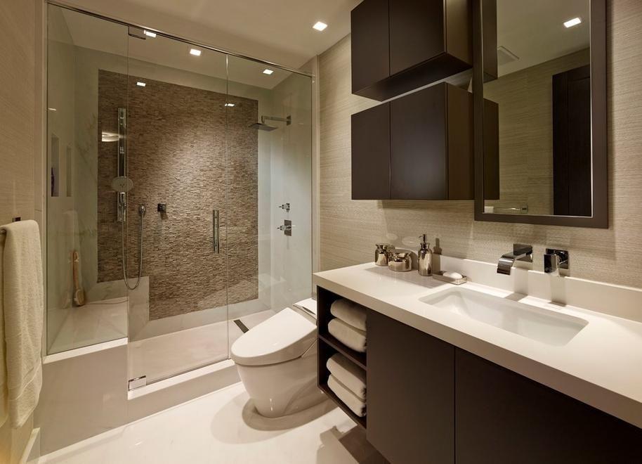 Биде, совмещенное с унитазом - практичное решение в ванной