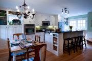Фото 29 Встроенная кухня (50 фото): плюсы и минусы, варианты исполнения