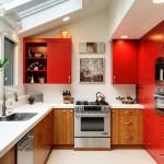 Встроенная кухня (50 фото): плюсы и минусы, варианты исполнения фото