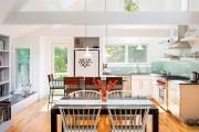 Фото 24 Встроенная кухня (50 фото): плюсы и минусы, варианты исполнения
