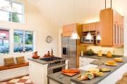 Фото 8 Встроенная кухня (50 фото): плюсы и минусы, варианты исполнения