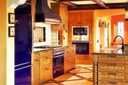 Фото 33 Встроенная кухня (50 фото): плюсы и минусы, варианты исполнения