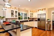 Фото 5 Встроенная кухня (50 фото): плюсы и минусы, варианты исполнения
