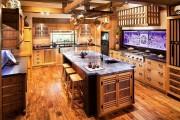 Фото 22 Встроенная кухня (50 фото): плюсы и минусы, варианты исполнения