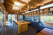 Фото 17 Встроенная кухня (50 фото): плюсы и минусы, варианты исполнения