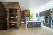 Фото 19 Встроенная кухня (50 фото): плюсы и минусы, варианты исполнения