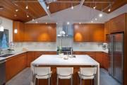Фото 21 Встроенная кухня (50 фото): плюсы и минусы, варианты исполнения