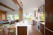 Фото 32 Встроенная кухня (50 фото): плюсы и минусы, варианты исполнения