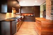 Фото 1 Встроенная кухня (50 фото): плюсы и минусы, варианты исполнения