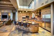 Фото 13 Встроенная кухня (50 фото): плюсы и минусы, варианты исполнения