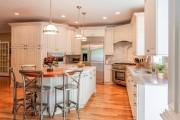Фото 12 Встроенная кухня (50 фото): плюсы и минусы, варианты исполнения