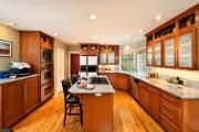 Фото 7 Встроенная кухня (50 фото): плюсы и минусы, варианты исполнения