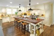 Фото 10 Встроенная кухня (50 фото): плюсы и минусы, варианты исполнения