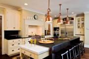 Фото 9 Встроенная кухня (50 фото): плюсы и минусы, варианты исполнения