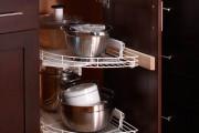 Фото 5 Выдвижные корзины для кухни (45 фото): оптимизация рабочего пространства