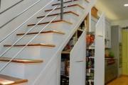 Фото 11 Выдвижные корзины для кухни (45 фото): оптимизация рабочего пространства
