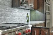 Фото 7 Выдвижные корзины для кухни (45 фото): оптимизация рабочего пространства