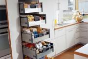 Фото 16 Выдвижные корзины для кухни (45 фото): оптимизация рабочего пространства