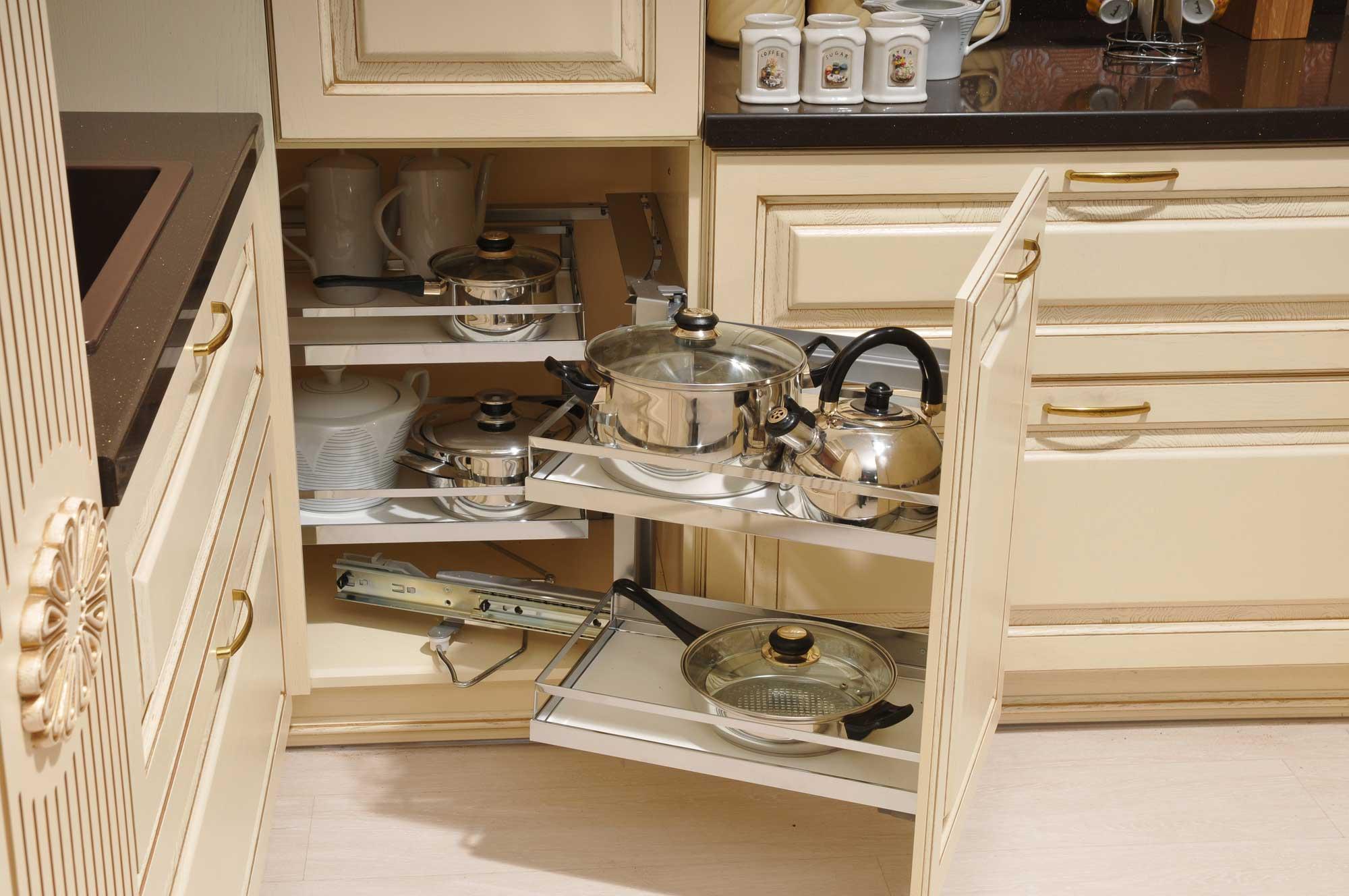 Магический угол для кухни своими руками