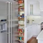 Выдвижные корзины для кухни (45 фото): оптимизация рабочего пространства фото