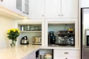 Фото 21 Выдвижные корзины для кухни (45 фото): оптимизация рабочего пространства