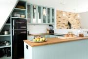 Фото 6 Холодильник на кухне (46 фото): выбираем правильное место