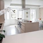 Кухни бежевого цвета (45 фото): благородно, нежно, сдержанно фото