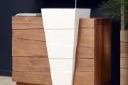Фото 24 Раковина в ванную комнату (50 фото): практичность и концептуальность