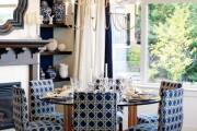 Фото 16 Стеклянные столы для кухни (59 фото): изящная хрупкость с сильным характером