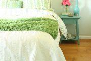 Фото 12 Зеленые обои в интерьере: как придать пространству свежести и 50+ лучших сочетаний