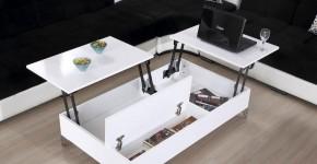 Журнальный столик трансформер (фото): как обмануть пространство фото