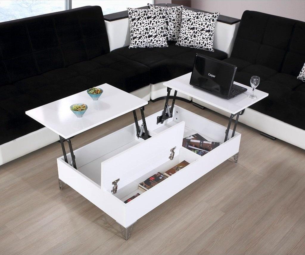 Некоторые столы-трансформеры являют собой прекрасный пример инженерной мысли