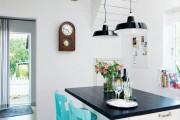 Фото 22 Барные стулья для кухни (56 фото): предмет мебели и стильное решение интерьера